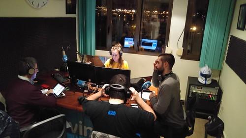 ViniloFM, entrevista sobre GetxoBlog