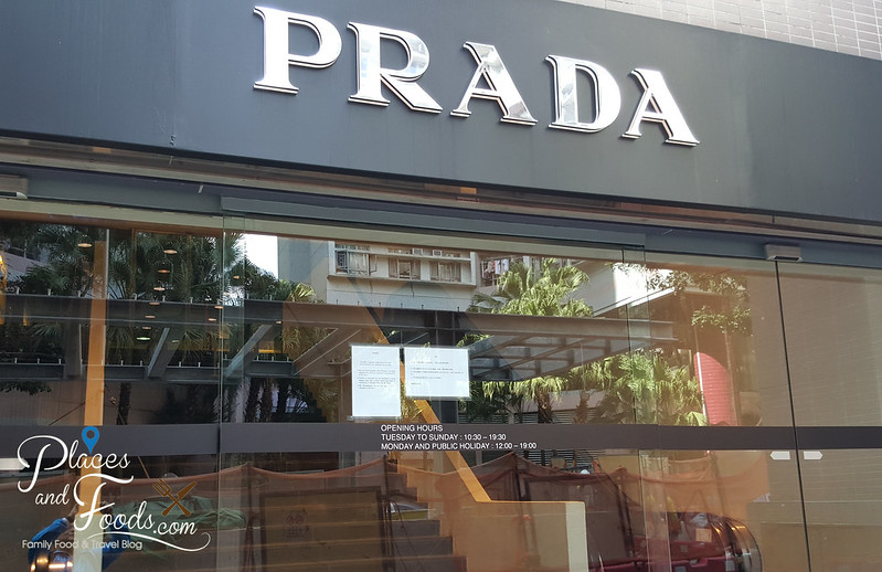 prada outlet hong kong
