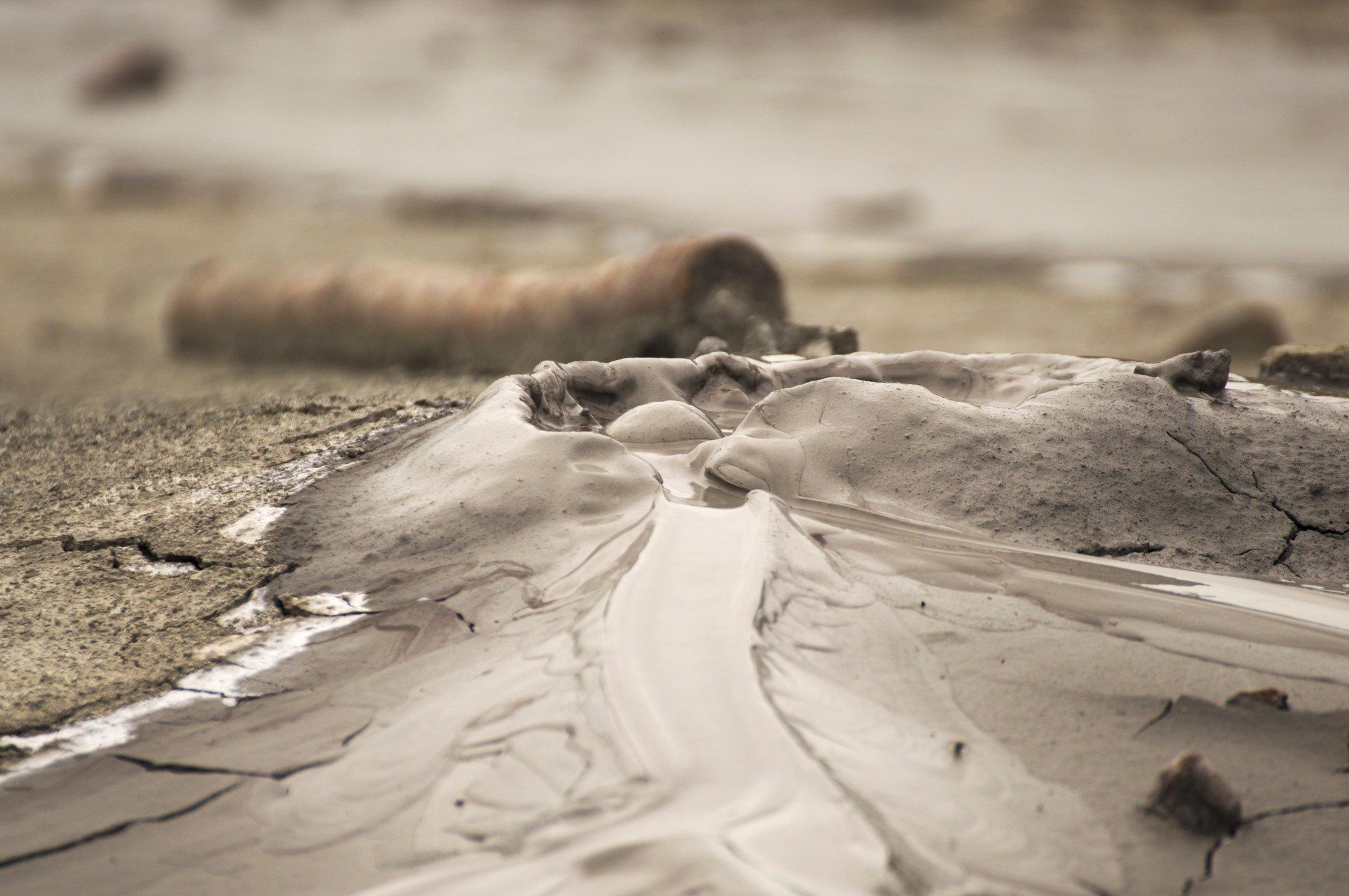mud volcano baratang Andaman