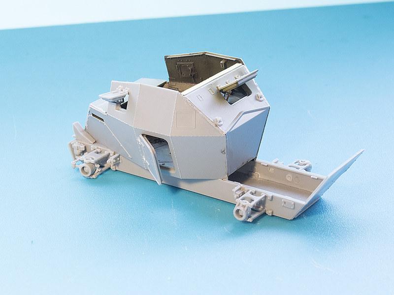 Projet Normandy : Dingo MK.III // Miniart // 1/35 23229262646_7945655db3_c
