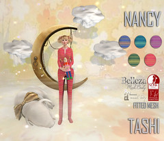 TASHI Nancy