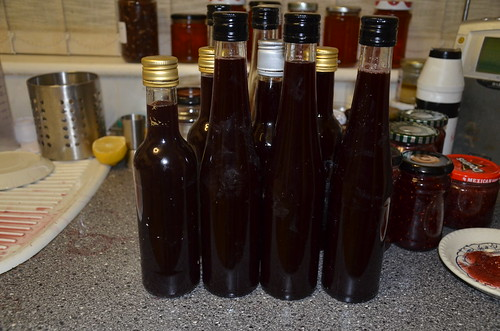 blackberry vinegar Dec 15 2