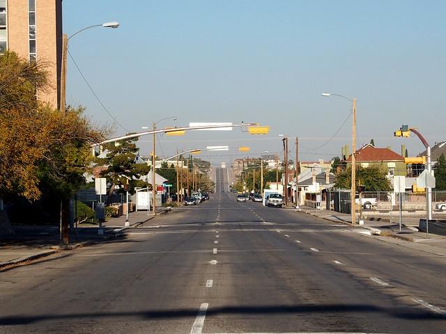 El Paso und Ciudad Juarez