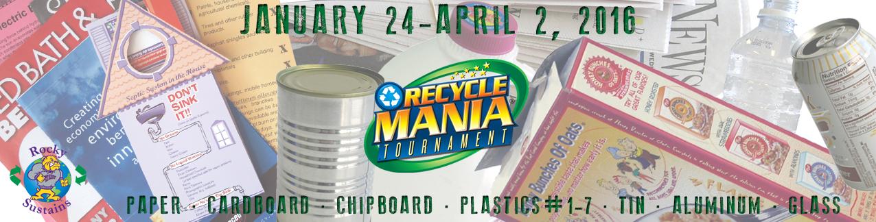 Recyclmania 2016