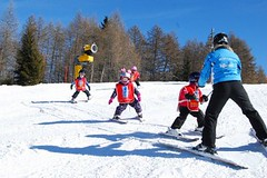 Folgaria Family Camp 2017 – lyžování s dětmi