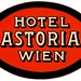 Hotel Astoria, Wien by Alan Mays