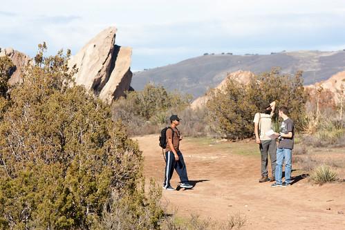 NJROTC Serra Vasquez Rock Orienteer