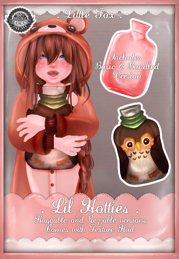 . Little Fox . Lil Hotties - SecondLifeHub.com