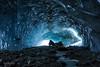 Gletscherhöhle / Glacier cave