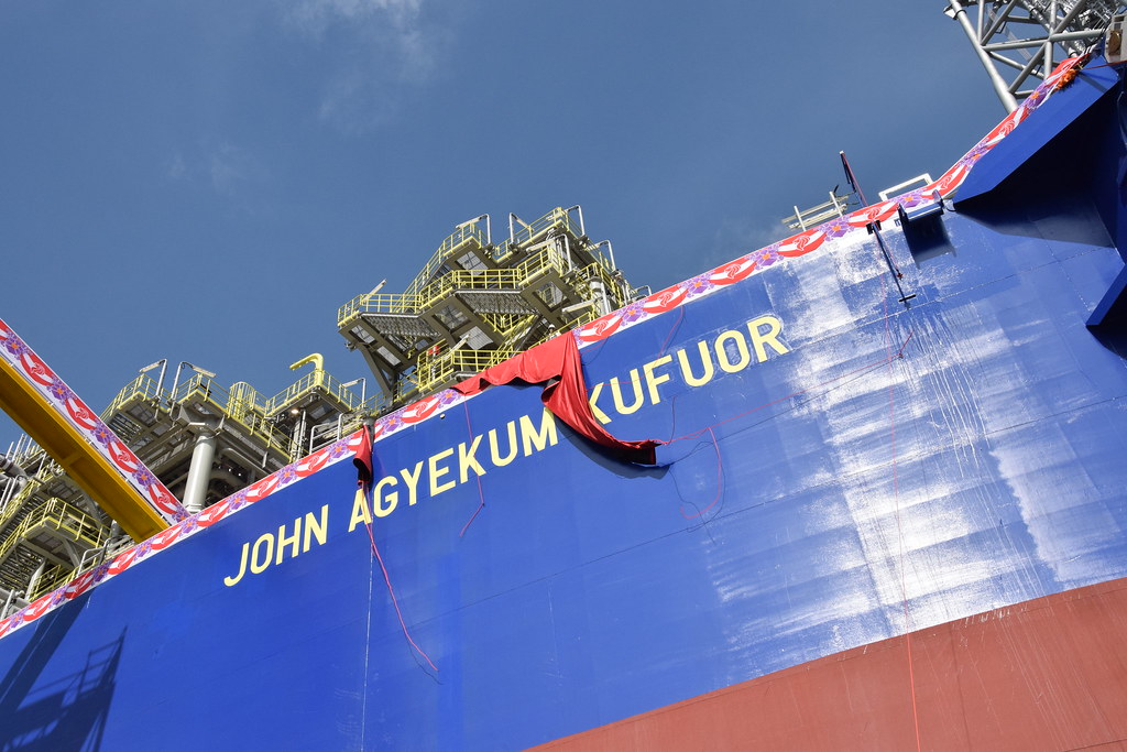Offshore Cape Three Points | FPSO John Agyekum Kufuor www en… | Flickr