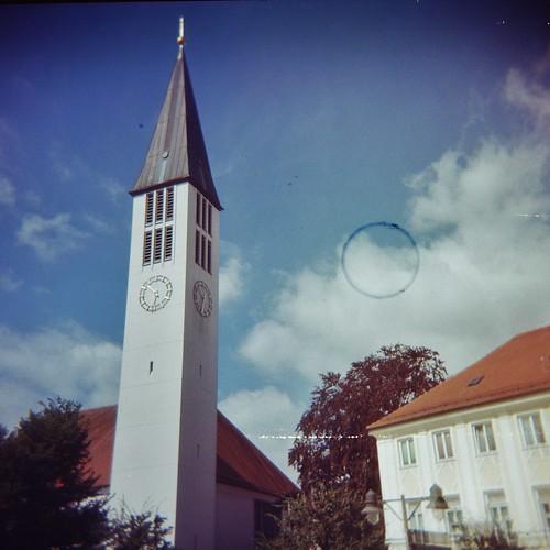 Ichenhausen clock tower