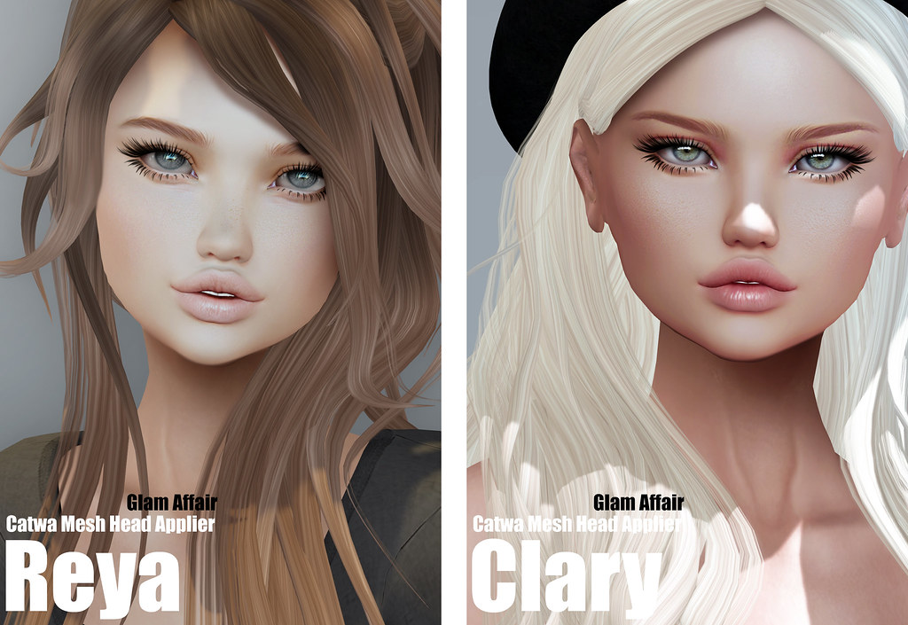 Glam Affair - Collabor88 - SecondLifeHub.com