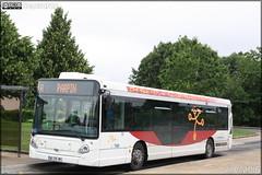 Heuliez Bus GX 327 - SEMTAN (Société d'Économie Mixte des Transports de l'Agglomération Niortaise) / TAN (Transports de l'Agglomération Niortaise) n°705 - Photo of Sainte-Ouenne