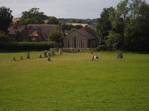 Avebury, Small Inner Stone Circle
