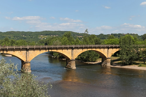 bridge france june river europe dordogne pont fleuve 2015 aquitaine meteorry rouffillac carlux fluvius ladordogne d703 calviacenpérigord alpc aquitainelimousinpoitoucharente doredogne doroninia
