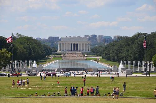 Washington DC National Mall July 15 5