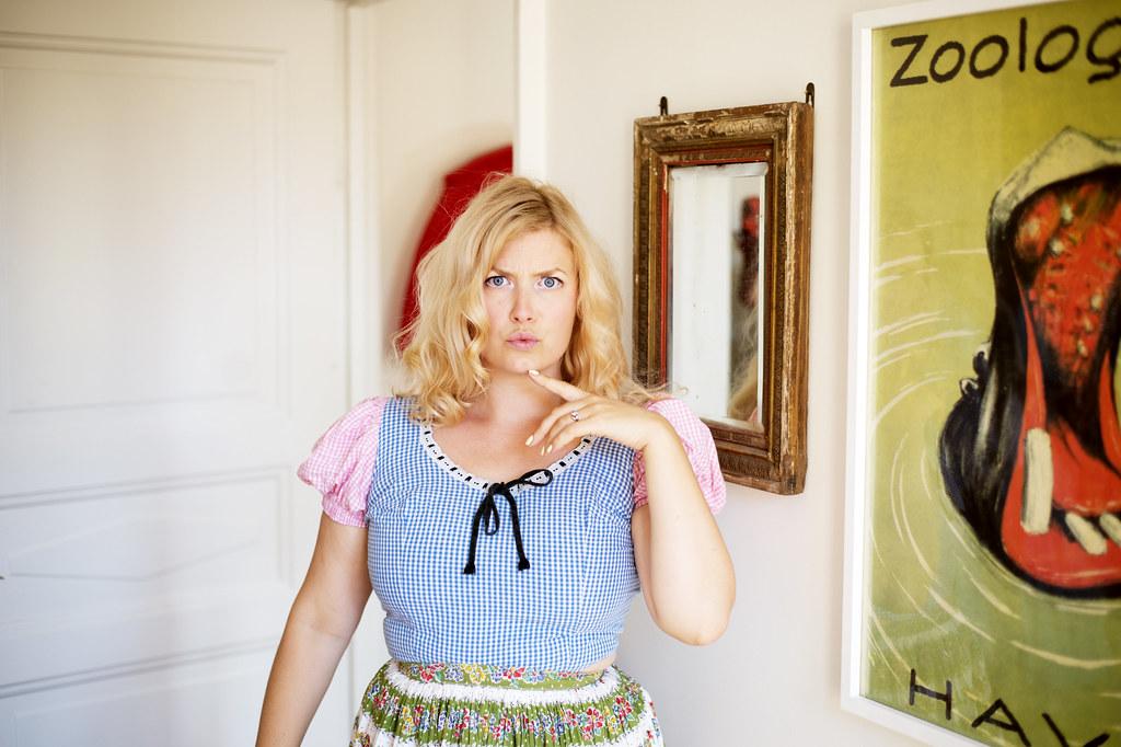 Elsa billgren blond