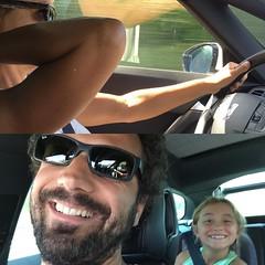 Qualcuno guida e qualcuno no..#ritmodelfiume