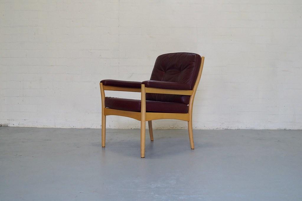 Modern Design Fauteuil.8vintage G Mobel Fauteuil Scandinavisch Modern Design Jare Flickr