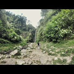 Wisata alam Curug Ciismun ada di Kebun Raya Cibodas, Sindang Laya Cianjur Jawa Barat.  Curug Ciismun, punya pemandangan alam yang cantik dan indah. Untuk mencapai air terjun ini lewati pintu belakang Kebun Raya Cibodas, hanya butuh 30 menit saja berjalan