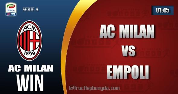 AC Milan, Empoli, Thông tin lực lượng, Thống kê, Dự đoán, Đối đầu, Phong độ, Đội hình dự kiến, Tỉ lệ cá cược, Dự đoán tỉ số, Nhận định trận đấu, Serie A, Serie A 2015/2016, Vòng 2 Serie A 2015/2016, Milan