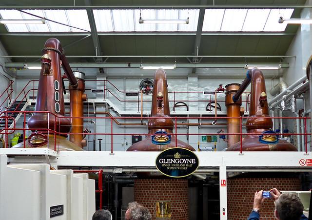 photo - Stillhouse, Glengoyne Distillery