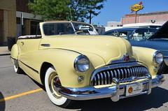 1947 Buick Super convertible - 2015 Howell Melon Fest