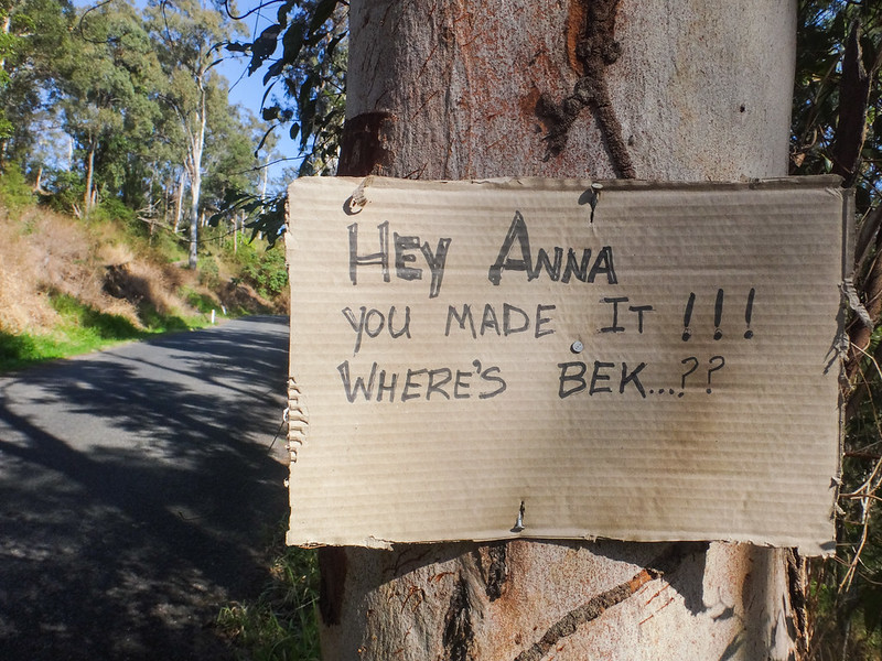 Message for Anna