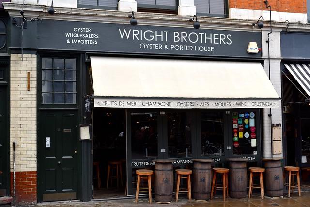 Wright Brothers, Borough Market | www.rachelphipps.com @rachelphipps