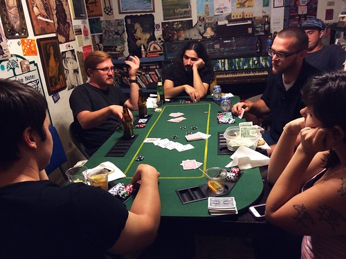 Poker Night Revival (September 10 2014)