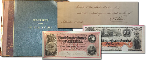 Thian Confederate Currency album