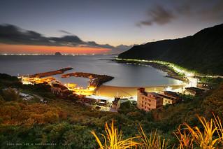 Waimushan Coast at Dawn, Keelung City │ Sept. 12, 2015