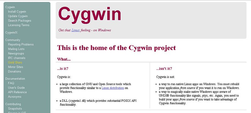 Compiling Magic Lantern with Cygwin/MinGW-64