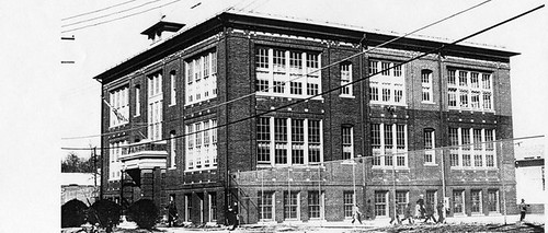 Crummell School in Ivy City. Image from Friends of Crummell School website