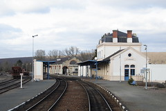 20080122 014 Saint-Amand-Montrond. Station, Direction Bigny