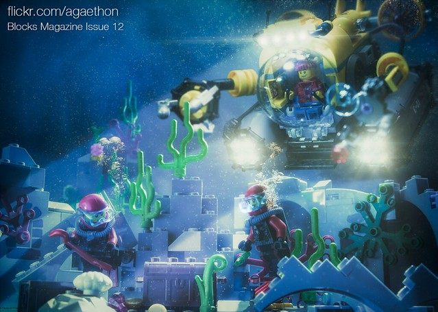 Deep Sea Exploration: Blocks Magazine Issue 12