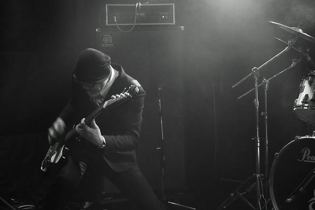 熊のジョン live at Outbreak, Tokyo, 14 Oct 2015. 471