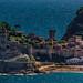 España / Spain / Spanien: Tossa de Mar, Vila Vella-szúnyogháló
