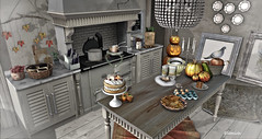 Elemiah - My super kitchen