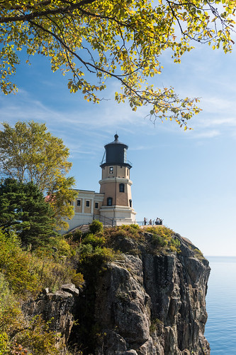 Split Rock Lighthouse, Minnesota, USA