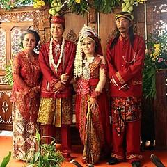 Acara Temu & Resepsi pernikahan Meru Artama, 11 Oktober 2015