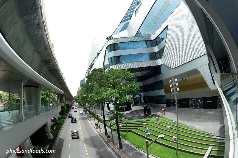 central embassy bangkok fisheye