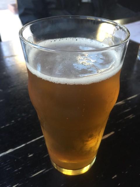 Calicraft Cali Coast Kolsch ale - Radish