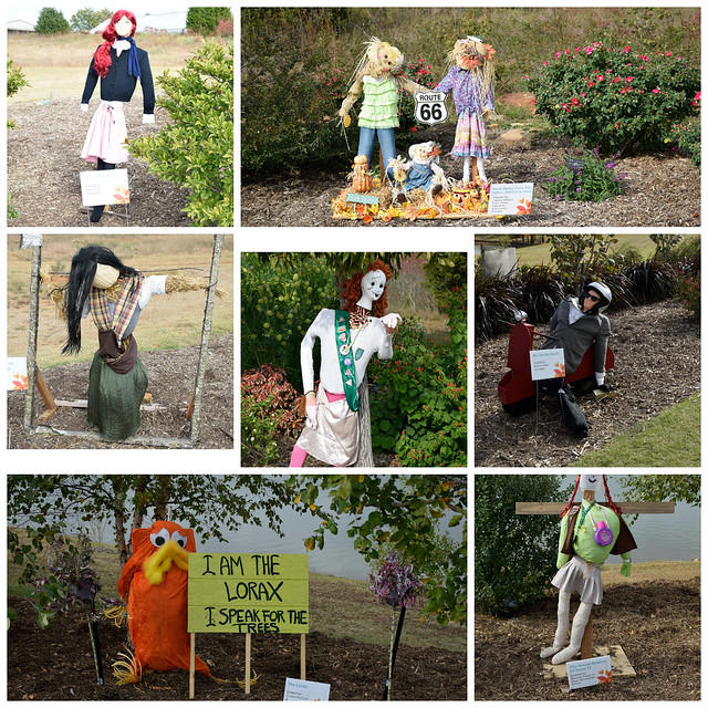 Scarecrow Collage