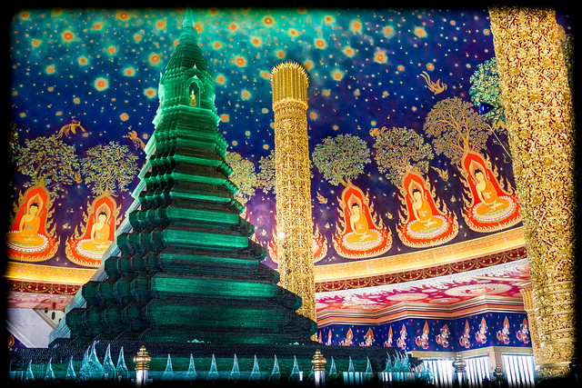 2015-05-25 Thailand Day 15, Wat Paknam, Bangkok