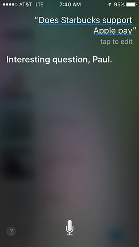 Flattery Will Get You Nowhere, Siri