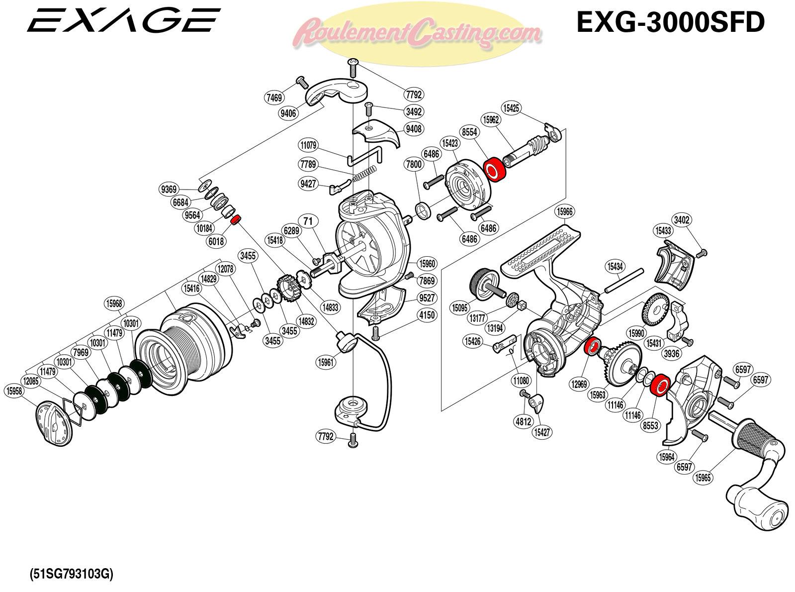 Schema-Shimano-EXAGE-3000SFD