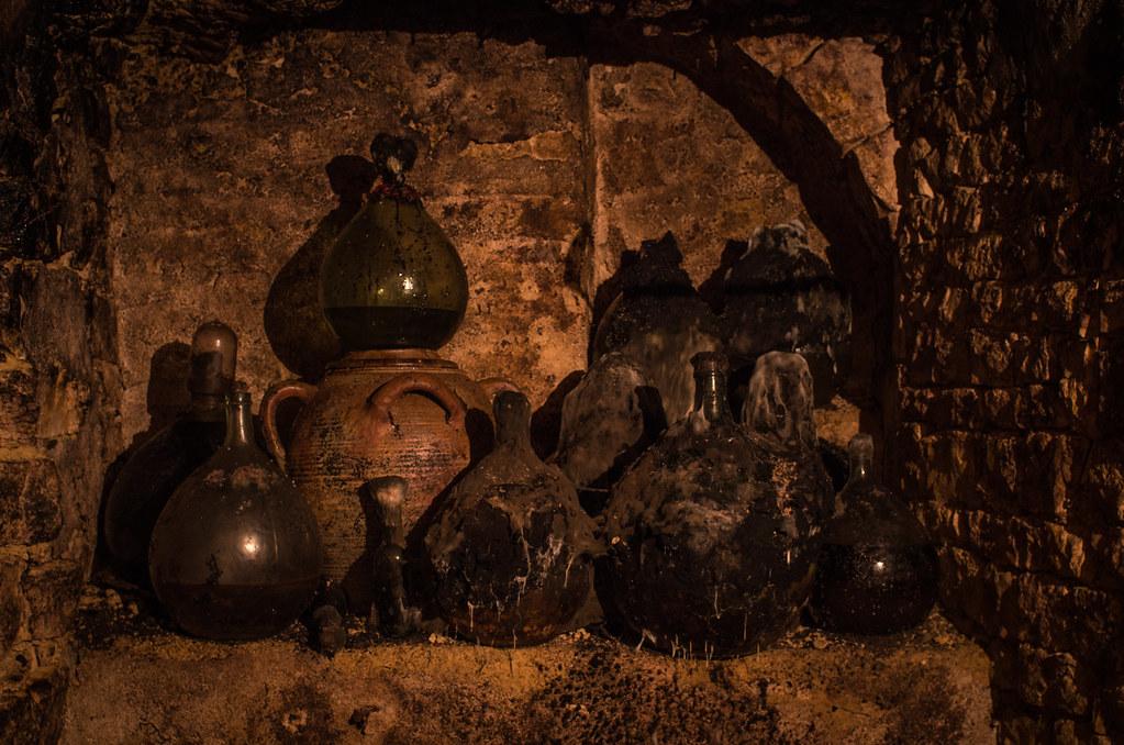 Balade gastronomique dans l'Yonne - Les trésors de la cave