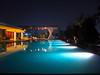 Swimming Pool on The Night | Kolam Renang di Malam Hari