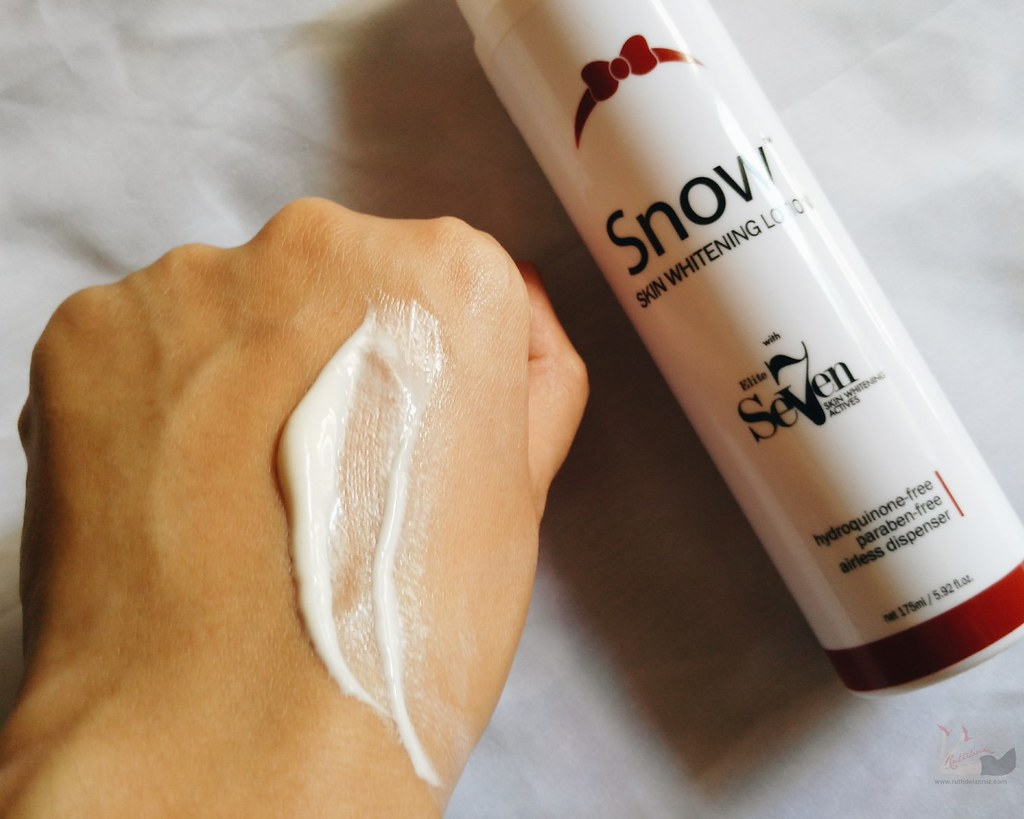 Snow Skin Whitening Lotion